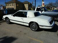 Rare 1989 Buick Riviera Presidential Coupe
