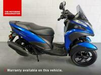 2018 Yamaha Tricity 125 Tricity 125 Petrol blue Manual