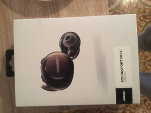 Bose earphone brand new never used