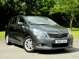 2010 Toyota Verso 2.0 D-4D TR 5dr (7 Seat) WITH FSH+7 SEATER+PAN ROOF++