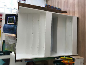 Book shelf great for retail or daycare