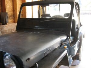 1952 Willys Jeep CJ3A For Sale! $7000 obo