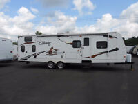 2011 Keystone Cougar 29BHS 1/2 ton towable Xlite