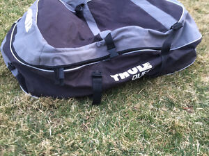 Soft Shell Thule overhead Storage Carrier