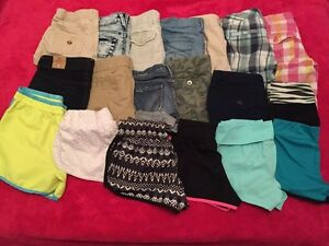 Lot of xs brand name clothing