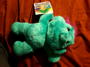 Retro Toy 1991 Rare Troll Kins Doll With Story Tag $20