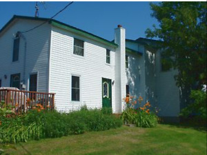 INVESTMENT rental 6 acres with house AND duplex in Kingston