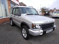 Land Rover Discovery 2.5Td5 ( 7st ) 2004MY Pursuit