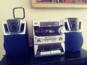 Radio-3 CD JVC
