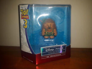 TOY STORY 3 MR. PRICKLEPANTS MINT IN PACK