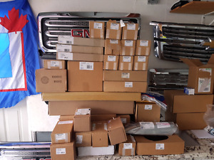 Massive Lot of GM PARTS. BNIB