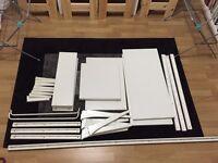 IKEA Algot system shelving unit