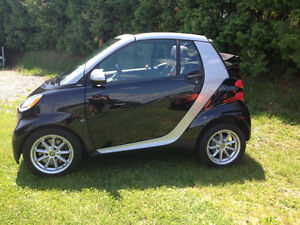 2008 Smart Fortwo Convertible Cabriolet