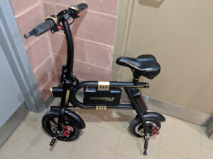 Selling Folding Electric Bicycle with 16km Range
