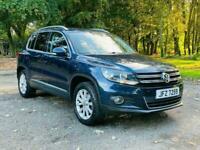 2012 Volkswagen Tiguan 2.0 SE TDI BLUEMOTION TECHNOLOGY 4MOTION 5d 138 BHP Estat