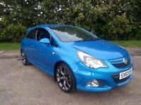 Vauxhall Corsa VXR ARDEN BLUE 190BHP