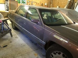 1995 Cadillac DeVille Berline