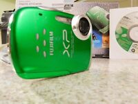 FUJI FINEPIX XP10 waterproof camera (12 MP Mega Pixels)