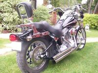 03 Harley Softail for yamaha Raider