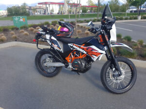 2016 Ktm 690 Enduro R, Heavily Modified, Never Dropped or Jumped