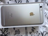 apple iphone 6s plus 64 gb immaculate condition boxed no marks /scratches ee network