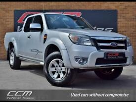 Ford Ranger 2.5 TDCi Thunder Super Cab Pickup 4X4 4DR 2010 + ONE OWNER + NO VAT