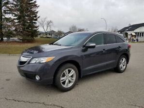 2013 Acura RDX TECH Fully Loaded (Private Sale no Tax!)