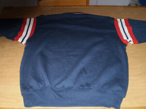Cleveland Indians Sweater/Sweat Shirt Embroidered Logo - NICE! London Ontario image 5