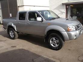Nissan Navara 2.5Di Sport 4x4 Double Cab Pick Up