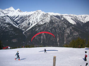 take your Valentine skiing to Panorama