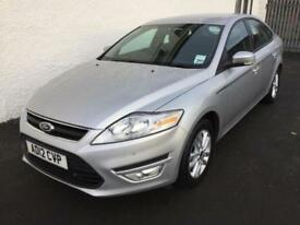 Ford Mondeo 2.0TDCi (140ps) Zetec Hatchback 5d 1997cc