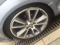 "Astra vxr tonal wheels 19"""