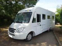 2008 Pilote Explorateur 703 FP 4 Berth A Class Fixed Bed Motorhome For Sale
