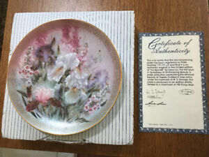 Collector Decorative Plate