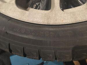 Michelin Ice-X Winter Tires