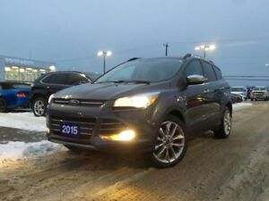 2015 Ford Escape SE AWD 2.0L ECO NAVIGATION HEATED SEATS