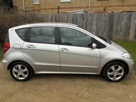 Mercedes A-Class 160, Low mileage 81k , Perfect Condition.