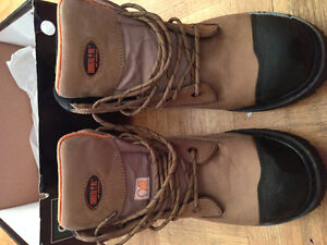 Steel Toe & Steel Plate Safety Shoes