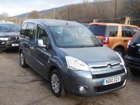2010 10 Citroen Berlingo 1.6HDi 90hp Multispace VTR