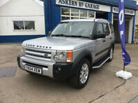 2004 Land Rover Discovery 3 2.7TD SE V6 ( 7st ) auto 91,000 MILES FULL HISTORY