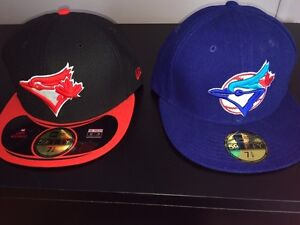 Brand New Toronto Blue Jays New Era Hats - 7 3/8