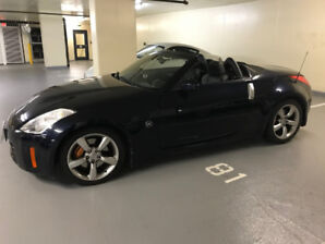 2008 Nissan 350Z Convertible with ultra low km