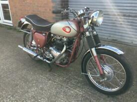 1957 BSA A10 650cc ROAD ROCKET JEWEL OF THE NILE
