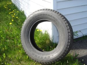 "16"" NEW UNUSED TIRE at 1/2 price of RETAIL"