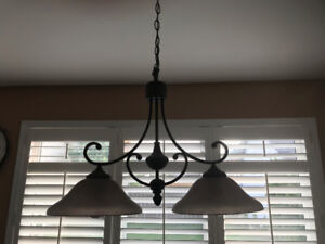 Kitchen Light - 2 - Pot - Great Condition!