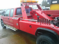 1990 GMC 3500 Wrecker 4X4 Cert-Etested