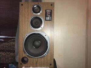 Technics SB-2822 Speakers, Pair