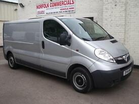 Vauxhall Vivaro 2.0CDTi ( 115ps ) 2900 LWB