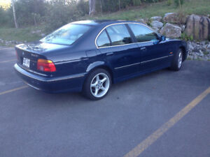 1997 BMW 5-Series Berline