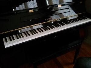 Piano droit Kawai cx4s